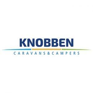 Knobben caravans logo